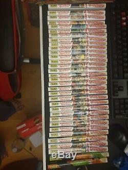 Collection Complete Naruto Tome 1 A 72 + Les Deux Livres Des Teolique Offerte