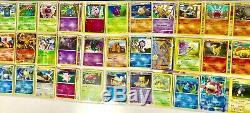 Collection Complète des 721 Pokémon + Rare, Ultra Rare, Holo, Reverse
