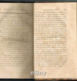 Collection Completes Des Uvres De L'abbé De Mably 15 Vol 1794 Bel Exemplaire