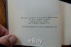 Collection Oeuvres Complètes de Balzac. Cercle du Bibliophile