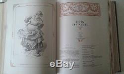 Collection Oeuvres complètes de la Littérature Française 7 volumes 1972-74