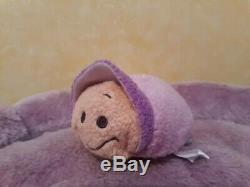 Collection complète 11 mini tsum tsum DISNEY Alice aux Pays des Merveilles