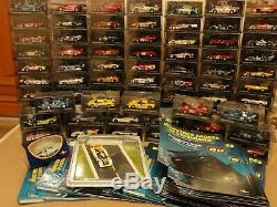 Collection complete 82 voitures Les Monstres de l'Endurance 24H LE MANS + livret