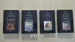 Collection complète Contes Populaires et Légendes par Régions de France