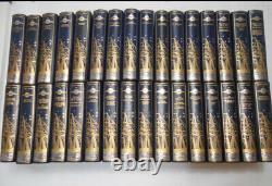Collection complete Jules Vernes Edition Jean De Bonnot 32 Livres
