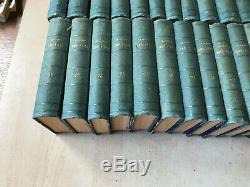 Collection complète Le Cabinet des Fées n°1 à 40 1787-1789 / livres en EO