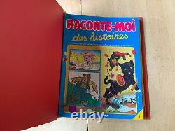 Collection complète Raconte-moi des histoires recueils n°1 à 26 + coffret K7