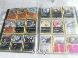 Collection complète de carte pokémon ÉTINCELLES (106)- XY2