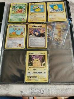 Collection complete de carte pokémon Générations (108)