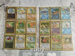 Collection complete de carte pokémon WIZARD SOUTHERN ISLAND (18/18)