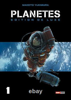 Collection complète de mangas Planetes Edition de Luxe 3 tomes- Panini Manga