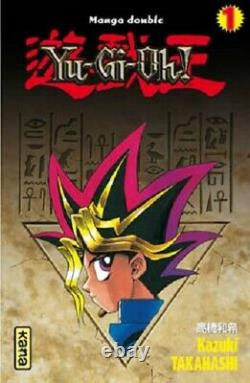Collection complète de mangas Yu-Gi-Oh 38 Tomes Kana éditions