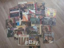 Collection complete des 45 tours de CHRISTOPHE (42 pieces)