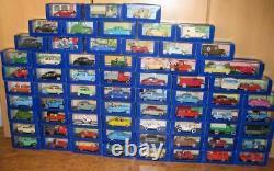 Collection complète des 70 voitures de Tintin (1/43) avec boites et certificats