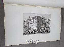 Collection complète des TABLEAUX HISTORIQUES DE LA REVOLUTION FRANCAISE. 1798