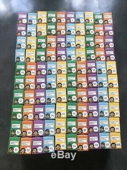 Collection complète des minions 2 Mcdo du 1 au 100 happy meal macdo Mcdonald's