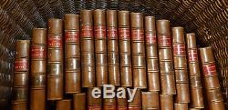 Collection complète des oeuvres de J. J. Rousseau 1782 30 Volumes