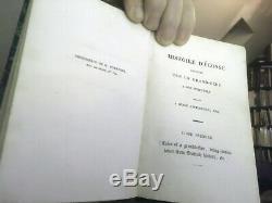 Collection complète des oeuvres de Walter Scott (84 volumes) en français