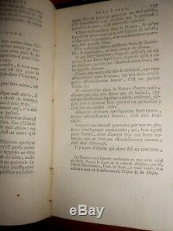 Collection complète des oeuvres philosophiques littéraires Diderot Londres 1773