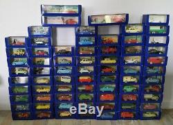 Collection complète des véhicules de TINTIN au 1/43 70 voitures + documents