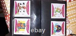 Collection complète des vignettes malabar quand y'en a marre 70/70 de 2001