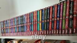 Collection complete manga les gouttes de dieu tomes 1 à 44
