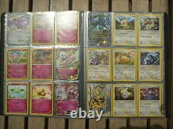 Collection complète master set 222 cartes POKEMON XY10 IMPACT DES DESTINS fr