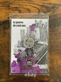 Collection complète pièces de 10 Pièce D'Histoire de la Monnaie de Paris 2019