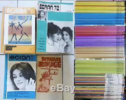 Collection complète revue de cinéma écran, n°1 à 86