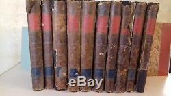 Collection en Complète en 10 Volumes l'Illustration de 1914 à 1919