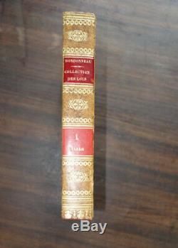 Collection générale des lois de 1789 à 1819 complète en 32 volumes