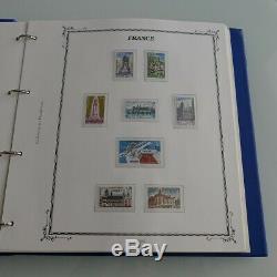Collection historique timbres de France neufs 1978-1989 complet, SUP