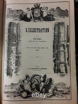 Collection quasi complète de l'illustration du n°1 1843 au n°5285 juin 1944