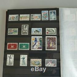 Collection timbres de France 1959 -1973 complète neuf, TB/ SUP