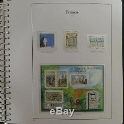 Collection timbres de France neuf 2013-2016 complet en album, SUP