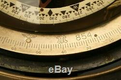 Complet Kompass-Stand de Marine de Guerre