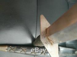 Couteau des forces spéciales béret Vert avec son étui Complet