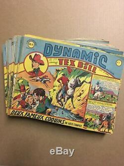 DYNAMIC Editions Artima Collection quasi complète des 112 numéros Neuf
