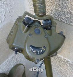 Détecteur de mines US WWII 1944 SCR-625 Etat-Collection magnifique quasi complet