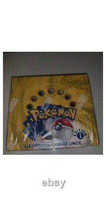 Display pokemon Set De Base Edition 1 /scellés et Complet picture