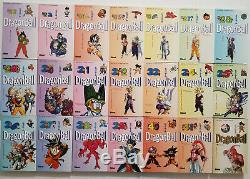 Dragon Ball Intégrale Tome 1 À 42 (Manga De Akira Toriyama)