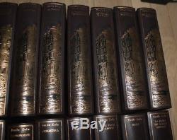 Editions Jean De Bonnot Emile Zola Collection Complete 20 Tomes Tbe