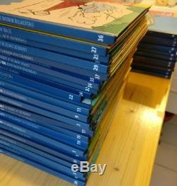 En Avion Tintin Collection Complète De Comme Neuf À Neuf Hachette Moulinsart
