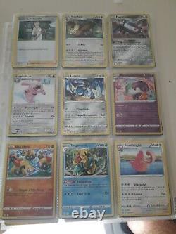 Enorme et gros lot cartes pokemon 1200 Vente collection complète avec des rares