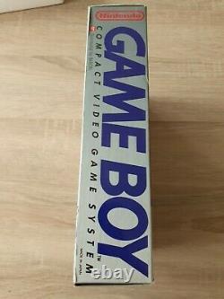 État De Collection FAH Nintendo Game Boy En Boite Tetris Complète