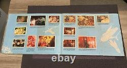 Flash Gordon Album de vignettes AGE (complet) RARE