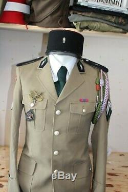 Foreign Légion Étrangère MDL 1° Etranger De Cavalerie Tenue Complète