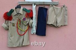 Foreign Legion Etrangere Tenue De Parade Courte 3°rei Guyane Complete
