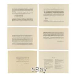 Francisco de Goya Collection complète de Tauromaquia à l'encre sépia édition com
