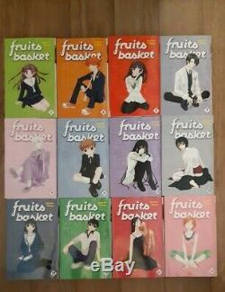 Fruits Basket Intégrale Tome Double de 1 à 23 (Manga de Natsuki TAKAYA)